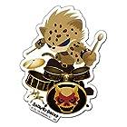 サンリオ SHOW BY ROCK!! 【 シンガンクリムゾンズ ロム 】SR95971 / ショウバイロック!! ステッカー