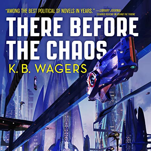 There Before the Chaos audiobook cover art