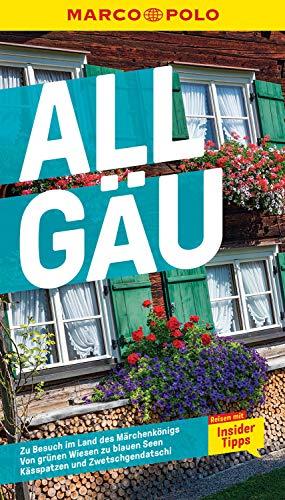 MARCO POLO Reiseführer Allgäu: Reisen mit Insider-Tipps. Inklusive kostenloser Touren-App (MARCO POLO Reiseführer E-Book)