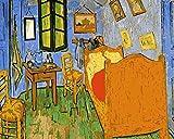Pintura por Números Habitación Cama Colorful Jirafa Vincent Van Gogh Adultos y niños Pintar Diy al óleo de Bricolaje con Marco Pinceles Principiantes Hogar Lienzo Decoraciones Colores Acrílica