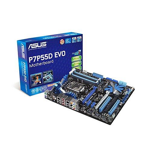 ASUS LGA1156 Mainboard (Intel P55 DDR3-2133 ATX P755D EVO)