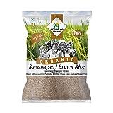 24 Mantra Organic Sonamasuri Brown Rice, 5kg