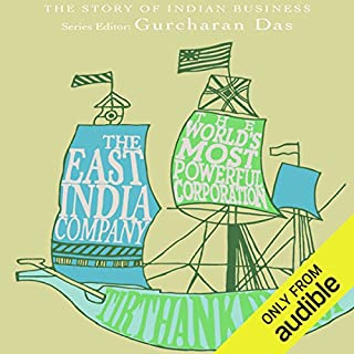 The Story of Indian Business: The East India Company audiobook cover art