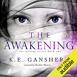 The Awakening audiobook cover art