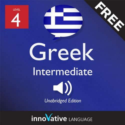 Learn Greek with Innovative Language's Proven Language System - Level 05: Advanced cover art