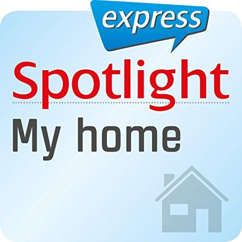 Spotlight express - Wortschatz-Training: Alltag - Mein Zuhause Titelbild