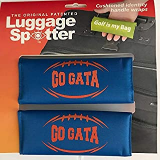 Pocket BUY ONE GET ONE FREE 4-PK TITANS Luggage Spotter Suitcase Handle Wrap Bag Tag Locator with I.D - CLOSEOUT!
