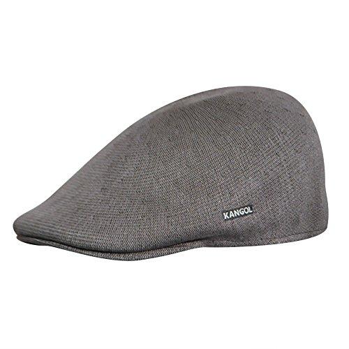 Kangol Headwear Bamboo - casquette souple - Homme, Gris (Charcoal), Large