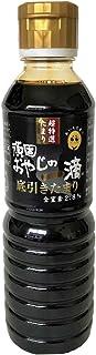 半田の旨味家 頑固おやじの一滴 底引たまり醤油 500ml 低温仕込のたまり醤油 全窒素 2.8%