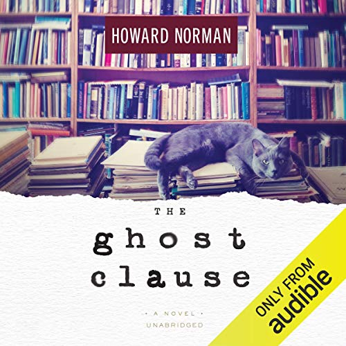The Ghost Clause audiobook cover art