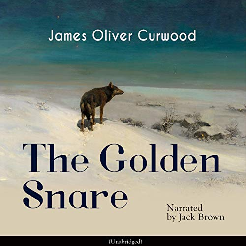 The Golden Snare audiobook cover art