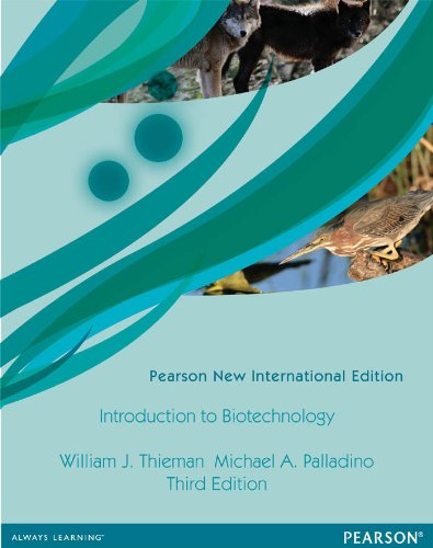 Introduction to Biotechnology: Pearson New International Edition PDF eBook (English Edition)