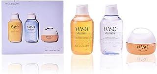 Shiseido WASO CLEAR MEGA HYDRATING CREAM LOTE 3 pz