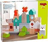 HABA 306086 - Blocchi da costruzione per cane e gatto, più 18 mesi
