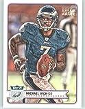 2012 Topps Magic Football Card #117 Michael Vick