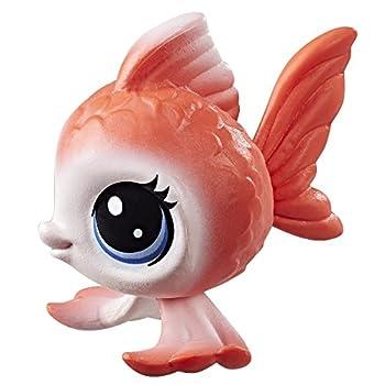 Littlest Pet Shop Single Pet  Japanese Goldfish