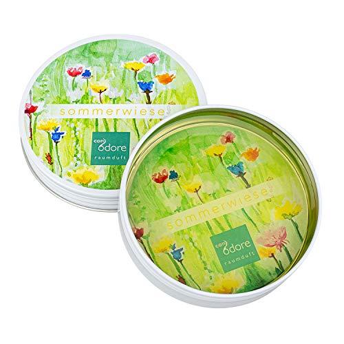 CONODORE Raumduft - verschiedene Sorten - frisch, natürlich, langanhaltend (Sommerwiese; Blumen, Kräuter, frisches Heu)