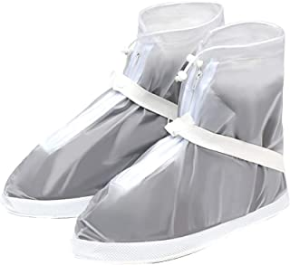 Bottes & Bottines de Pluie Femme Homme Couvre-Chaussures De Bottes De Pluie Unisexes Recouvrant Les Couvre-Chaussures Impe...