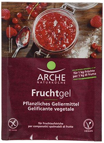 Arche Bio Fruchtgel, 9er Pack (9 x 22)g