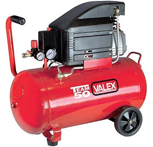 Compressore coassiale lubrificato Valex Team 50