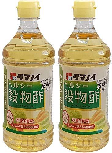 Aceto di Riso per Sushi 2 Confezioni - Tamanoi 2x500ml
