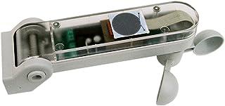Seav Beweather Central electrónica para toldos con anemometro, Sensor de Sol y Lluvia Integrados