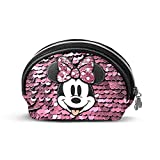 Minnie Mouse Lollipop-Monedero Oval