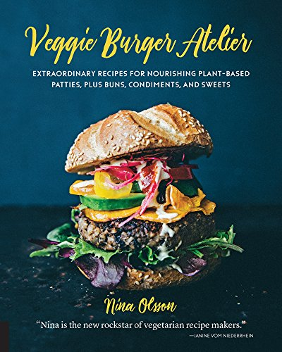 Veggie Burger Atelier (English Edition)