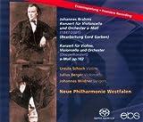 Doppelkonzert Op. 102/Cellokon - Schoch