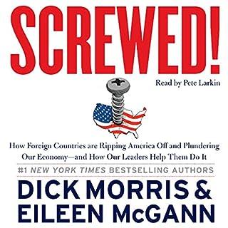 Screwed! audiobook cover art