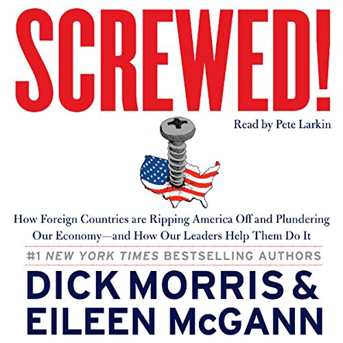 Screwed! audiobook cover art