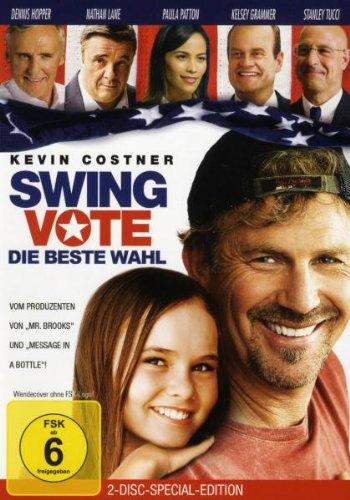 Swing Vote - Die beste Wahl [Alemania] [DVD]
