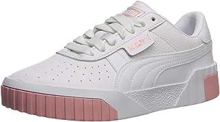 PUMA 女士 Cali 运动鞋 Puma 白玫瑰金 5.5 M US