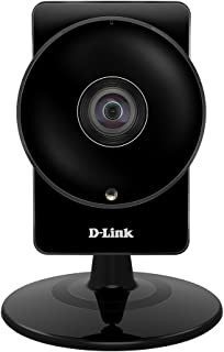 D-Link DCS-960L HD 180-Degree Wi-Fi Camera (Black)