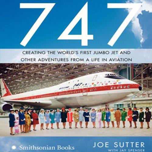 747 audiobook cover art