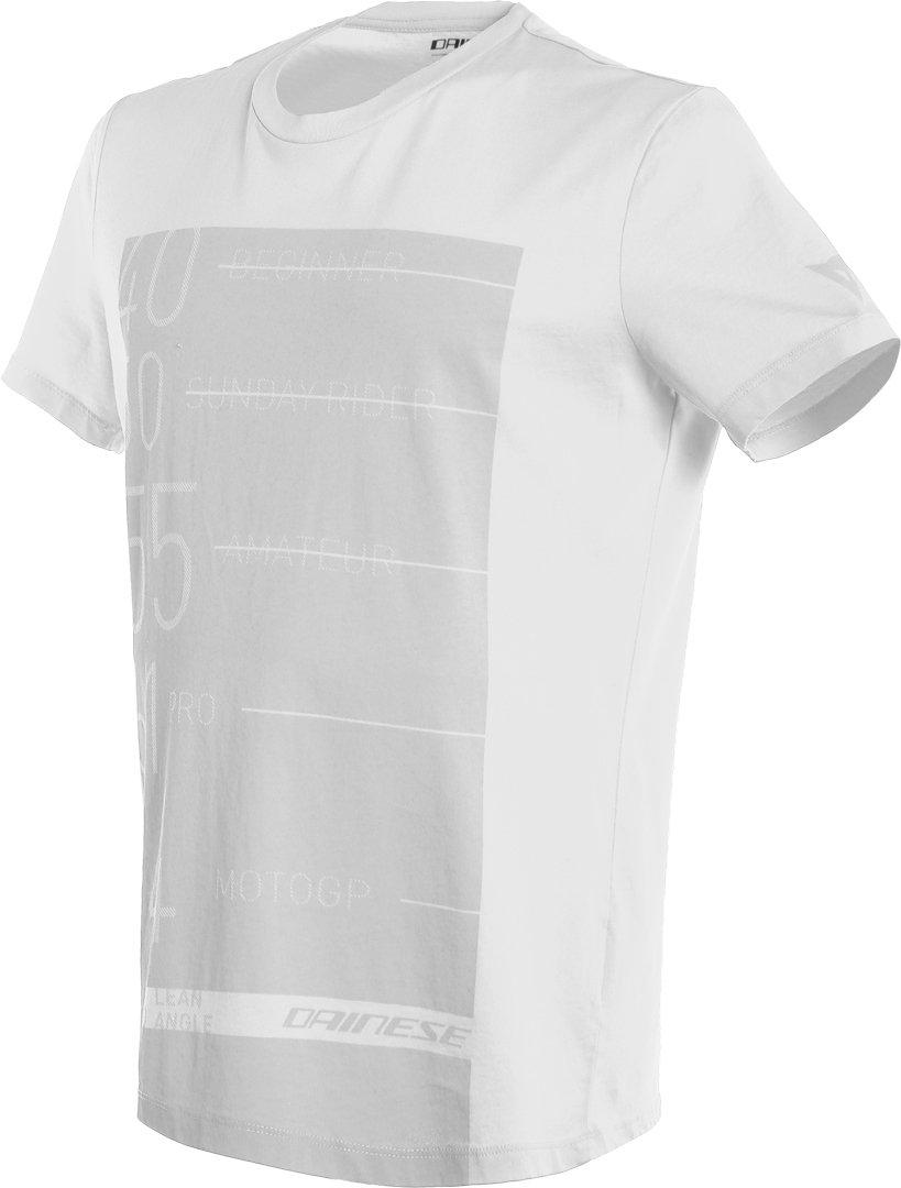 Dainese T 恤,白色,L 码
