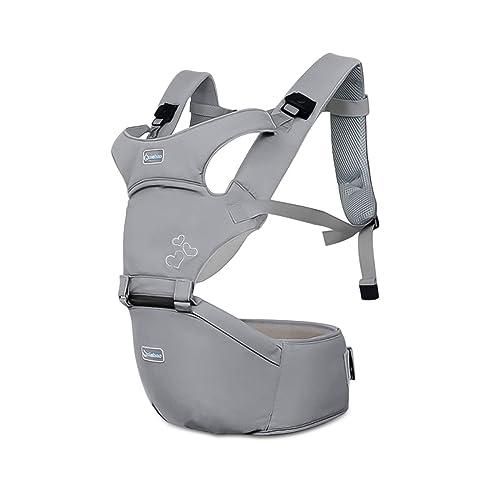 SONARIN Front Premium Hipseat Porte-bébé Baby Carrier,Multifonctionnel,  Ergonomique,100% 764c5071986