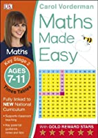 Maths Made Easy Times Tables Ages 7-11 Key Stage 2ages 7-11, Key Stage 2 (Carol Vorderman's Maths Made Easy) by Carol Vorderman(2014-07-01)