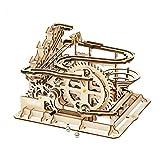 SKAJOWID 3D Holzkugelbahn Modellbausätze Puzzle, 3D Kinder Puzzle, Mechanische Übertragung DIY Modell Modell Sperrholz, Weihnachten Geburtstagsgeschenke Für Jugendliche Und Erwachsene