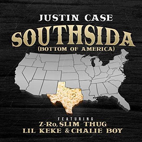 Justin Case feat. Z-RO, Slim Thug, Lil Keke & Chalie Boy