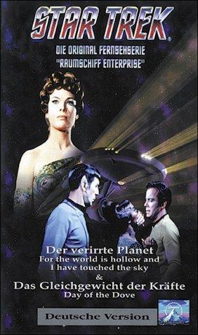 Star Trek - Raumschiff Enterprise 34: Der verirrte Planet/Das Gleichgewicht der Kräfte