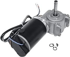 250 RPM DC 24 V 60 W//100 W Schneckengetriebemotor Elektrischer T/ürmotor mit intelligentem Encoder f/ür Hotels Automatische T/ür 24V-60W