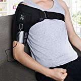 Almohadilla Térmica para El Hombro para Aliviar El Dolor Almohadillas Térmicas Eléctricas, Soporte Térmico para El Hombro para Terapia De Músculos Congelados Envoltura Térmica para Alivio