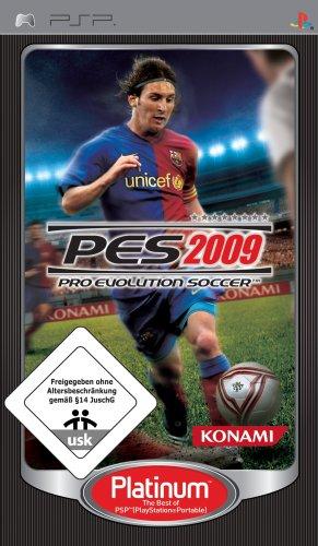 Pro Evolution Soccer 2009 [Platinum] [Importación alemana]