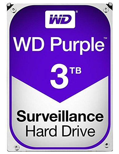 Western Digital WD30PURX - WD PURPLE 3TB CCTV / SURVEILLANCE CLASS 3.5 INCH DESKTOP SATA 6Gb/SEC INTERNAL HDD