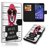 sw-mobile-shop Book Style ZTE Blade V6 Tasche Flip Brieftasche Handy Hülle Kartenfächer für ZTE Blade V6 - Design Flip SVH1148