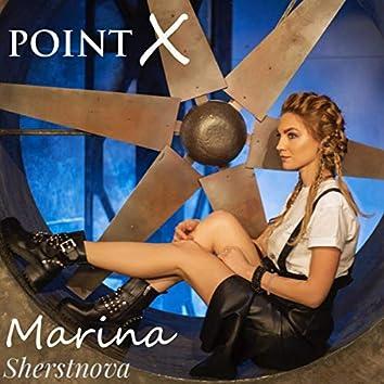 Point X