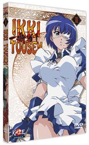 Ikki Tousen - Vol. 2 [Francia] [DVD]