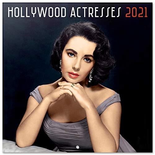 Grupo Erik Wandkalender Hollywood Schauspielerinnen - Kalender 2021 für 16 Monate CP21039