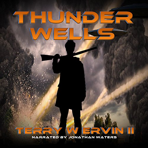 Thunder Wells audiobook cover art